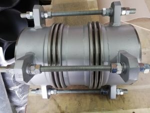 expansion bellow dn250